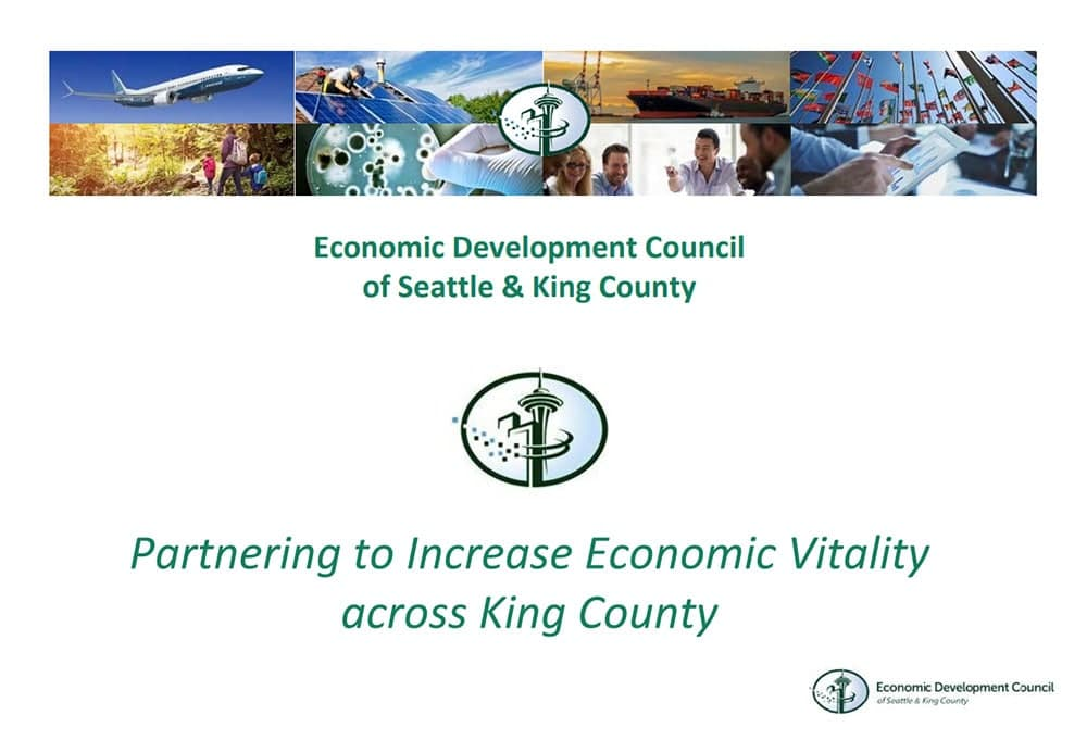 Economic Development Council Of Seattle And King County